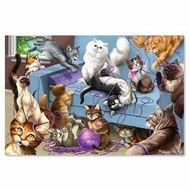 Melissa and Doug 200 pc Feline Fun Jigsaw - click to enlarge