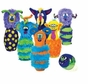 Melissa and Doug 2191 Monster Bowling Game Plush