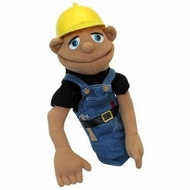Melissa and Doug 2555 Construction Worker Puppet - click to enlarge