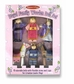 Melissa and Doug 286: Royal Family Wooden Doll Set
