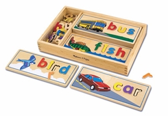 Melissa and Doug 2940 See & Spell - click to enlarge