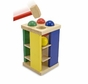 Melissa and Doug 3559 Deluxe Pound and Roll Tower