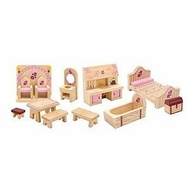 Melissa and Doug 3570 Princess Castle Furniture - click to enlarge