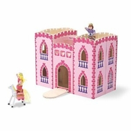 Melissa and Doug 3708 Fold and Go Princess Castle - click to enlarge