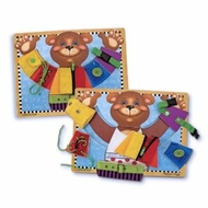 Melissa and Doug 3784 Basic Skills Board - click to enlarge