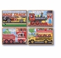 Melissa and Doug 3794 Vehicles Wooden Puzzles in a Box