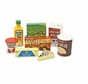 Melissa and Doug 4076 Fridge Food Set