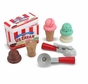 Melissa and Doug 4087 Ice Cream Scoop Set
