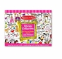 Melissa and Doug 4247 Sticker Collection - Pink