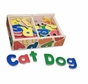 Melissa and Doug 448 Magnetic Wooden Alphabet