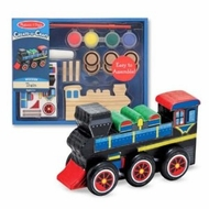 Melissa and Doug 4576 Decorate Your Own Train - click to enlarge