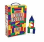 Melissa and Doug 481: 100-Piece Wood Blocks Set