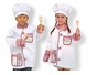 Melissa and Doug #4838 Chef Role Play Set
