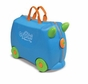 Melissa and Doug 5400 Trunki Terrance Rolling Kids Luggage