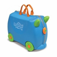 Melissa and Doug 5400 Trunki Terrance Rolling Kids Luggage - click to enlarge