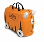 Melissa and Doug 5402 Trunki Sunny Rolling Kids Luggage
