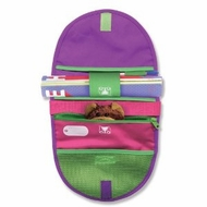 Melissa and Doug 5419 Trunki Pink / Purple Saddlebag - click to enlarge