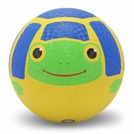 Melissa and Doug 6033 Sunny Patch Scootin' Turtle Kick Ball - click to enlarge