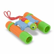 Melissa and Doug 6081 Sunny Patch Happy Giddy Binoculars - click to enlarge