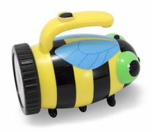 Melissa and Doug #6113 Sunny Patch Bibbi Bee Flashlight - click to enlarge