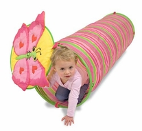 Melissa and Doug # 6200 Bella Butterfly Tunnel - click to enlarge