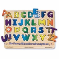 Melissa and Doug Alphabet Sound Puzzle - click to enlarge