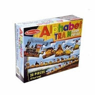 Melissa and Doug Alphabet Train Floor (28 pc) - click to enlarge