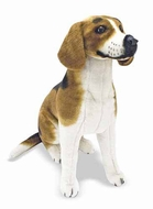 Melissa and Doug Beagle Plush - click to enlarge