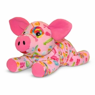 Melissa and Doug Becky Pig - click to enlarge