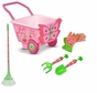 Melissa and Doug Bella Butterfly Cart Little Gardner Bundle