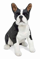 Melissa and Doug Boston Terrier - Plush - click to enlarge