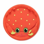 Melissa and Doug Clicker Crab Flying Disk - click to enlarge