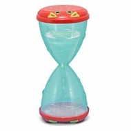Melissa and Doug Clicker Crab Hourglass Sifter & Funnel - click to enlarge