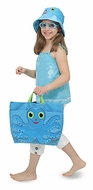 Melissa and Doug Flex Octopus Beach Tote Bag - click to enlarge