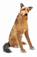Melissa and Doug German Shepherd Plush - click to enlarge