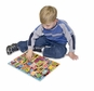 Melissa and Doug Jumbo Alphabet Chunky Puzzle