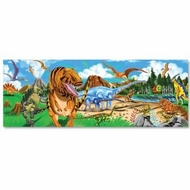 Melissa and Doug Land of Dinosaurs Floor (48 pc) - click to enlarge