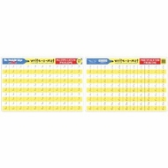 Melissa and Doug Multiplication Problems Write-A-Mat - click to enlarge