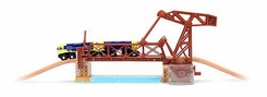 Melissa and Doug Over the River Drawbridge : Compatible with all sets - click to enlarge