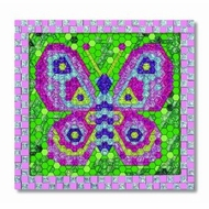 Melissa and Doug Peel and Press Mosaics - Butterfly - click to enlarge