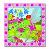 Melissa and Doug Peel & Press Sticker by Number - Flower Garden Fairy - click to enlarge