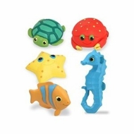 Melissa and Doug Seaside Sidekicks Sea Creatures Set - click to enlarge