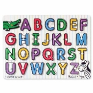 Melissa and Doug See Inside Alphabet Puzzle - click to enlarge