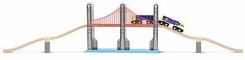 Melissa and Doug Skyline Suspension Bridge - click to enlarge