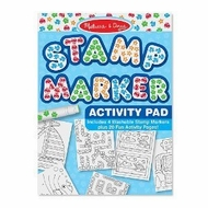 Melissa and Doug Stamp Marker Activity Pad - Blue - click to enlarge
