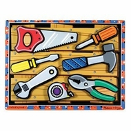 Melissa and Doug Tools Chunky Puzzle - click to enlarge