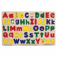 Melissa and Doug Upper and Lower Case Alphabet - click to enlarge