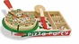 Melissa & Doug 167 Pizza Party Play Food Set