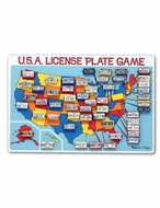 Melissa & Doug 2098 License Plate Game - click to enlarge