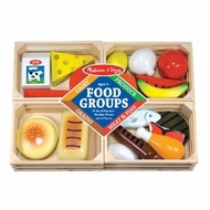 Melissa & Doug 271 Food Groups - click to enlarge